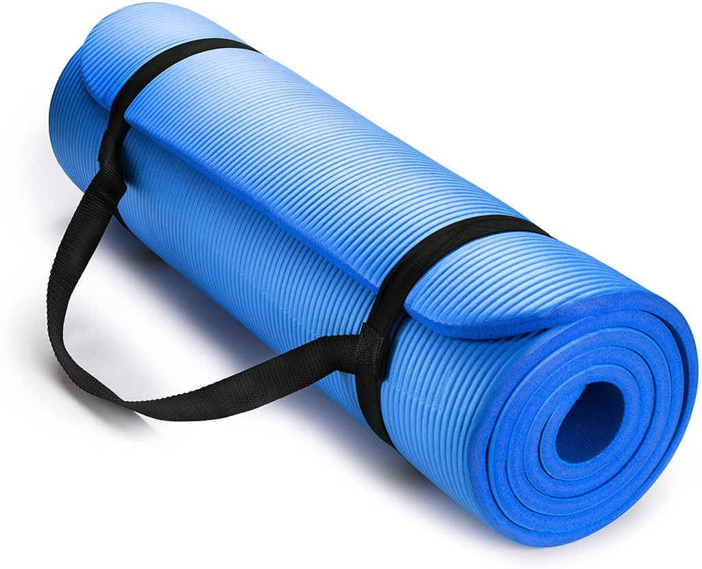 Best Yoga Mat for Sweaty Hands